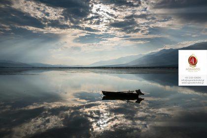 The beauty of Lake Kerkini in Macedonia