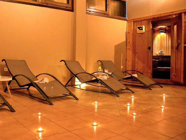 Wellness SPA,  Agnantio Hotel - Spa