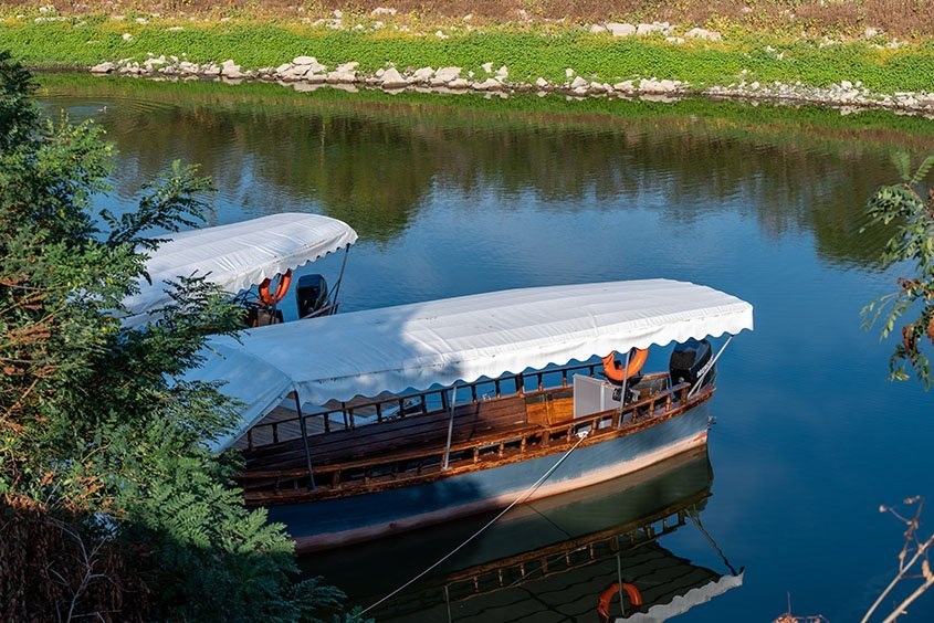 Agnantio Hotel Spa - Lake Kerkini Boating