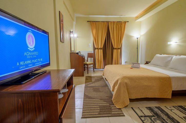 Agnantio Hotel Spa - Stadard Double Rooms