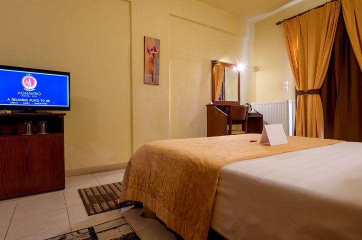 Agnantio Hotel Spa - Stadard Double Rooms